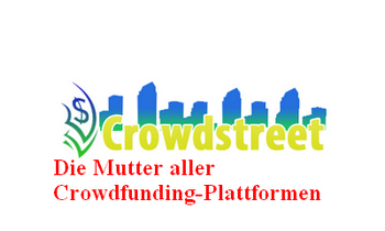 Mutter aller Crowdfunding-Plattformen